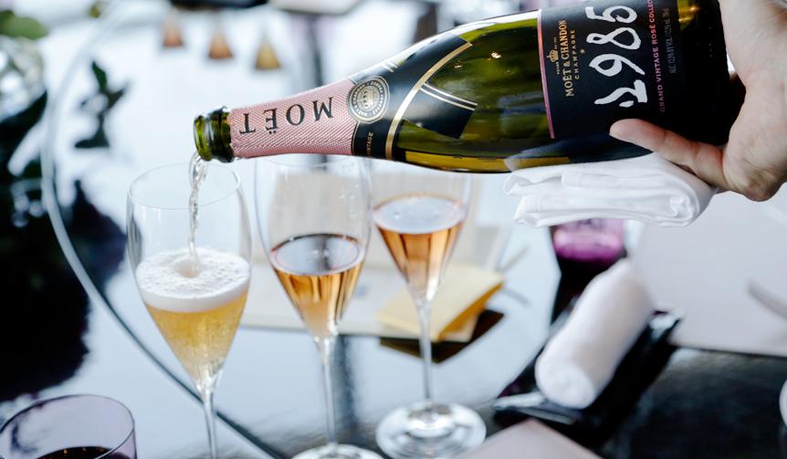 MOËT & CHANDON|モエ・エ・シャンドン醸造最高責任者が語る、グラン ヴィンテージ ロゼという名の奇跡