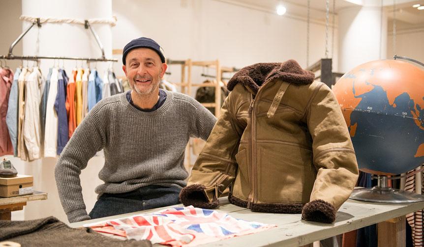 Nigel Cabourn|老舗ブランドとのコラボレーションによるあらたな表現