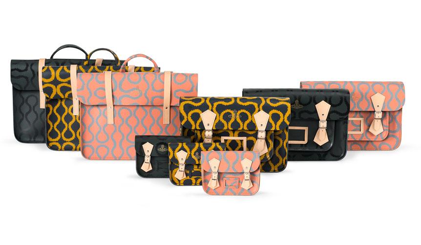 Vivienne Westwood 限定コレクターズバッグコレクションが9月に発売