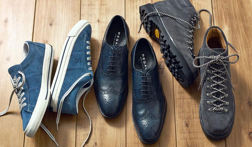 特集|REGAL|モノづくりの技に見る名靴の条件