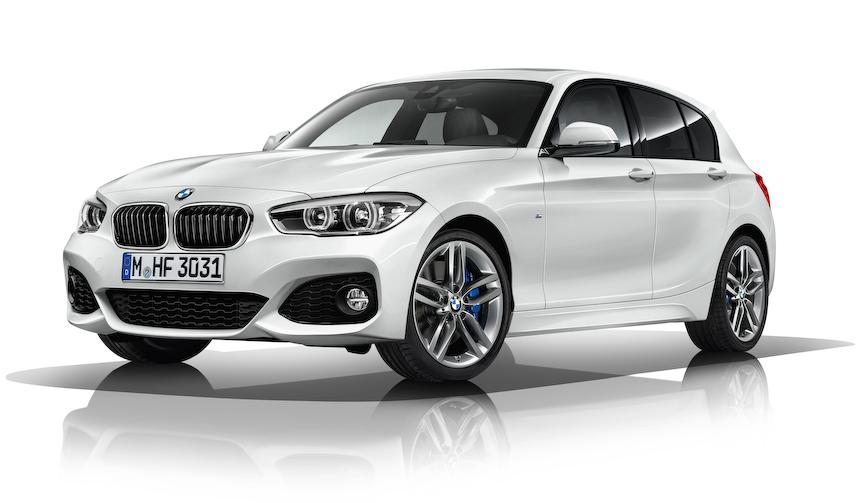 1シリーズのエントリーモデルに3気筒エンジンを搭載|BMW