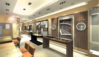 神戸の正規時計宝飾店「カミネ元町店」がリニューアルオープン|KAMINE