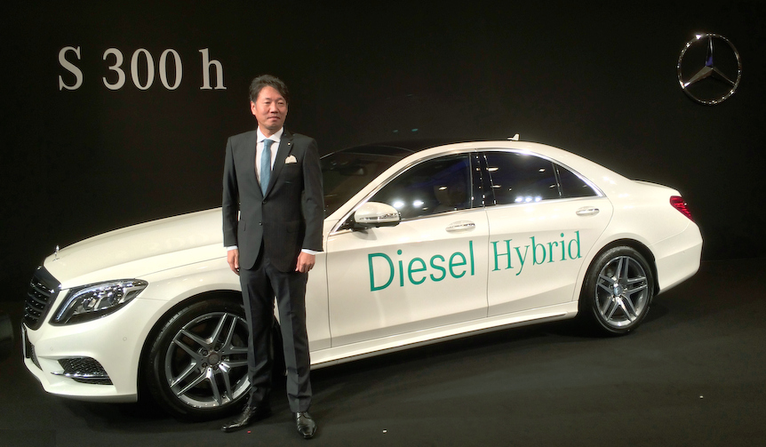 メルセデス Sクラスにディーゼルハイブリッドが追加|Merdeces-Benz