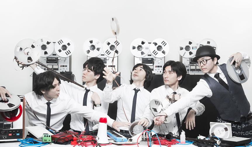 MUSIC|オープン・リール・アンサンブル、待望のニューアルバム『Vocal Code』