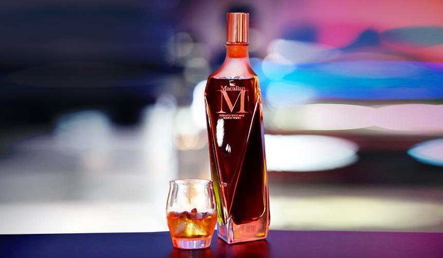THE MACALLAN|ブランド最高峰のウイスキー「ザ・マッカラン Mデキャンタ」数量限定発売