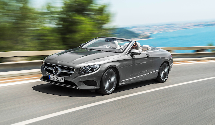S mercedes benz web magazine for Mercedes benz home page