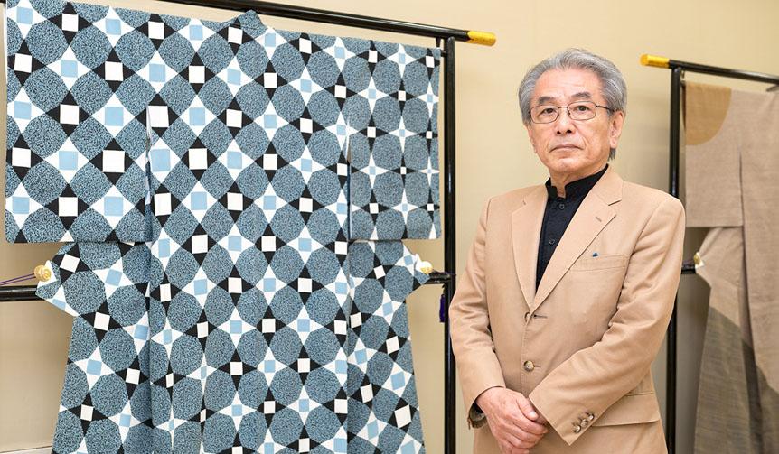 MITSUKOSHI|人間国宝・森口邦彦氏が語る、伝統工芸の楽しみ方
