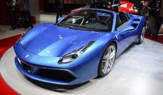 Ferrari 488 Spider |フェラーリ 488 スパイダー