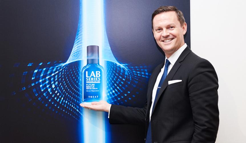LAB SERIES 男の肌の未来と向き合う美容液が登場