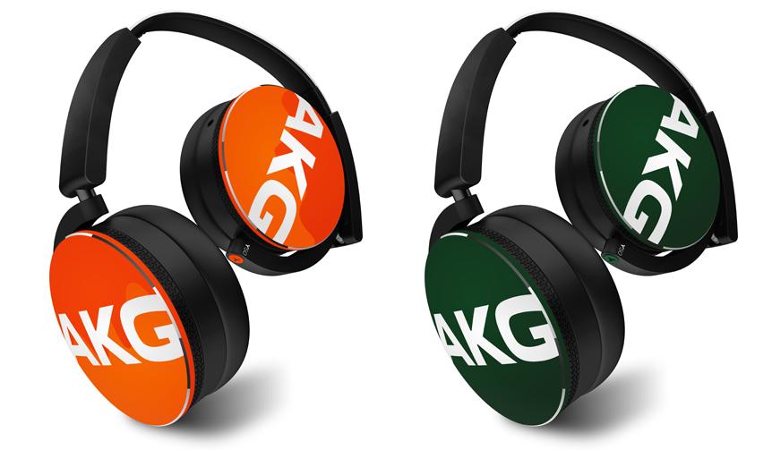 AKG|ブランド初の日本限定カラーのヘッドホン発売