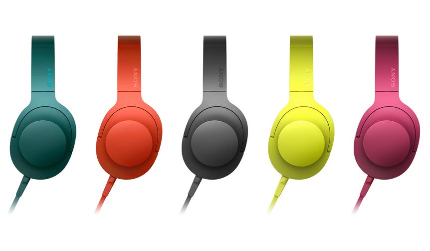 SONY|自分らしいスタイルでハイレゾが楽しめる「h.ear」シリーズ