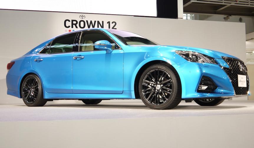 Toyota Crown トヨタ クラウン