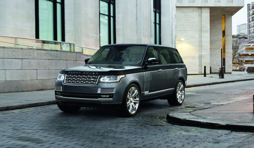 レンジローバーとレンジローバー スポーツに最上級モデル登場|Range Rover