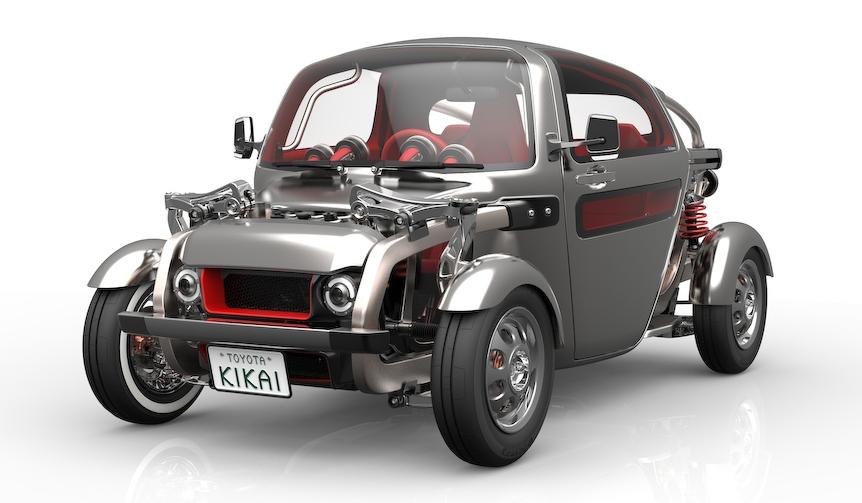 クルマの未来や楽しさを提案するトヨタ|Toyota