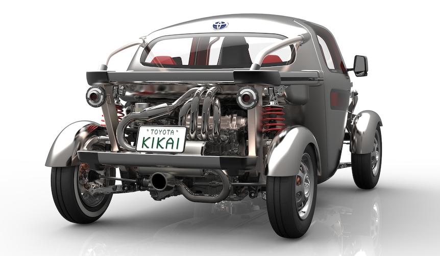 Toyota KIKAI|トヨタ キカイ