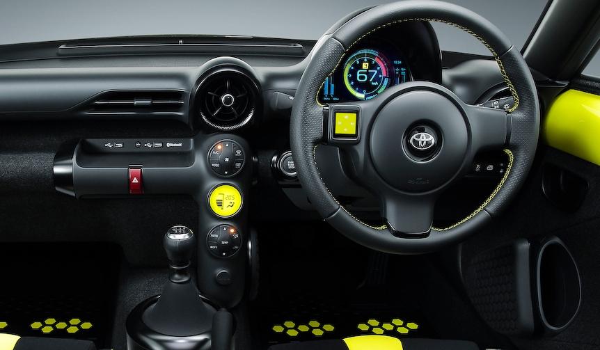 Toyota S-FR|トヨタ S-FR