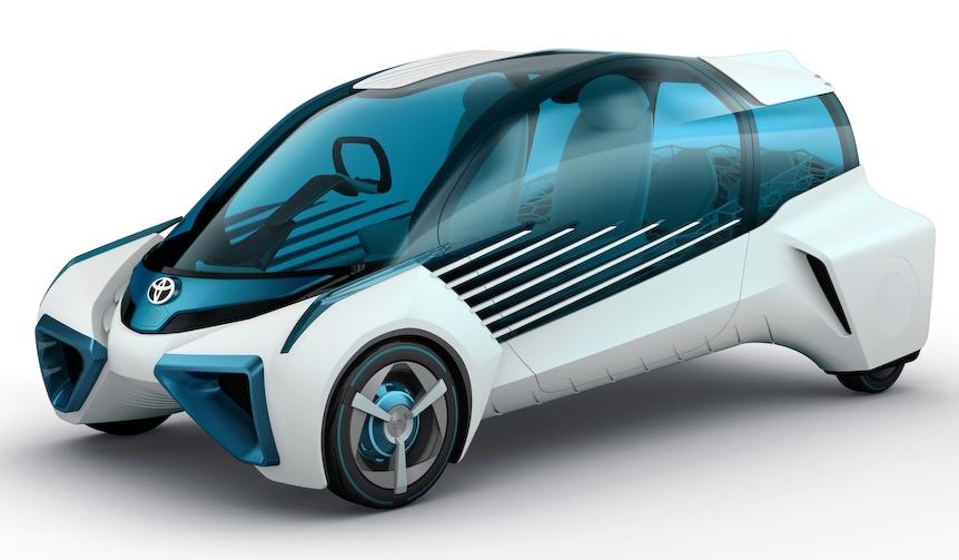 Toyota FCV PLUS|トヨタ FCV PLUS