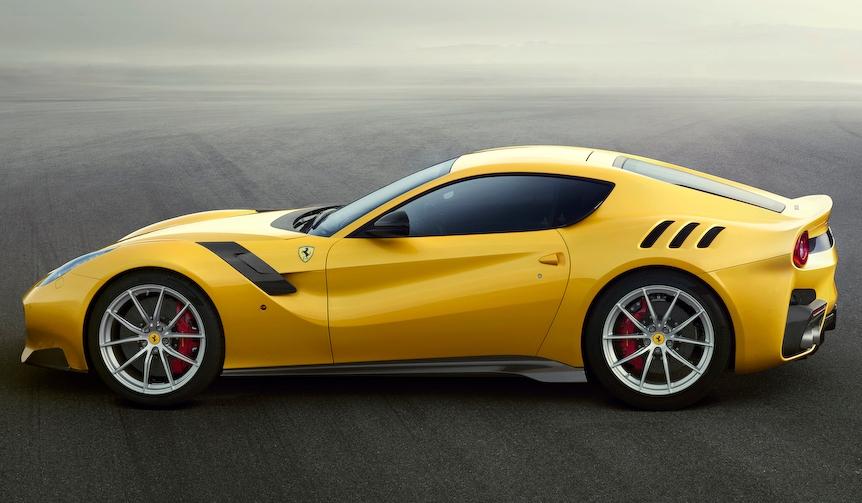伝説のネーミングが復活したF12のスペチアーレ|Ferrari