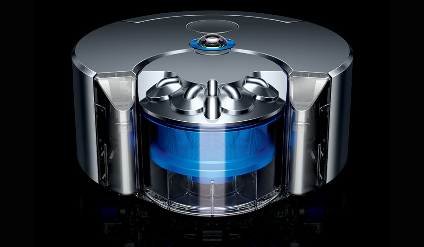 Dyson|「ダイソン 360 Eye™ ロボット掃除機」発売