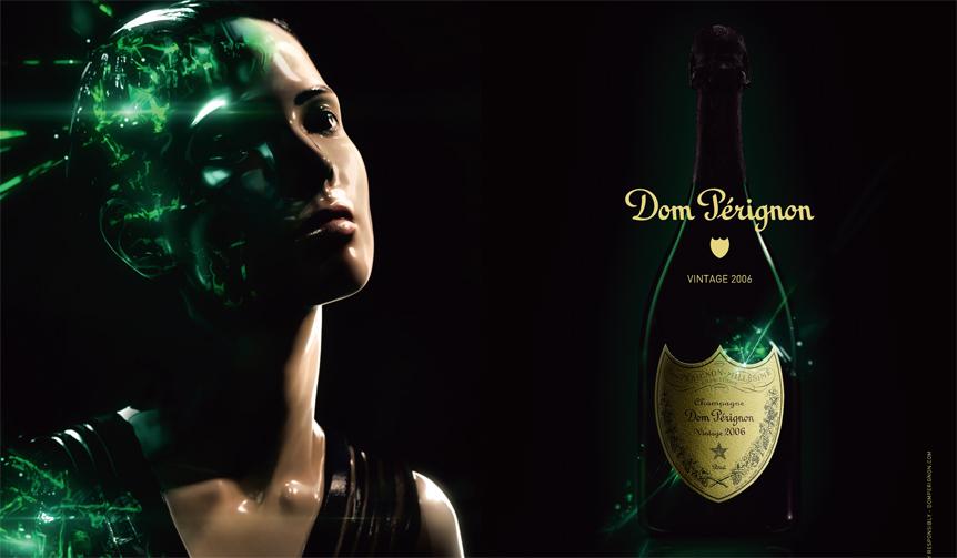 Dom Pérignon|ドン ペリニヨン、ビョーク&クリス・カニンガムとコラボ
