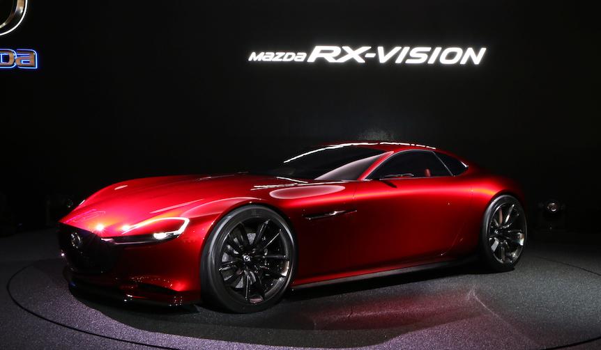 Mazda RX VISION|マツダ RX VISION