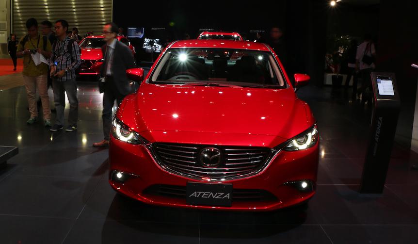 Mazda ATENNZA|マツダ アテンザ