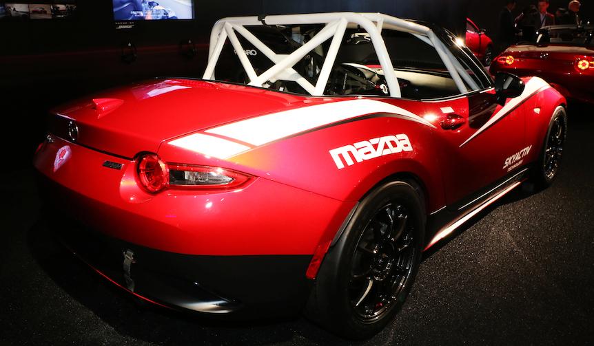 Mazda MOTOR SPORT マツダ モータースポーツ