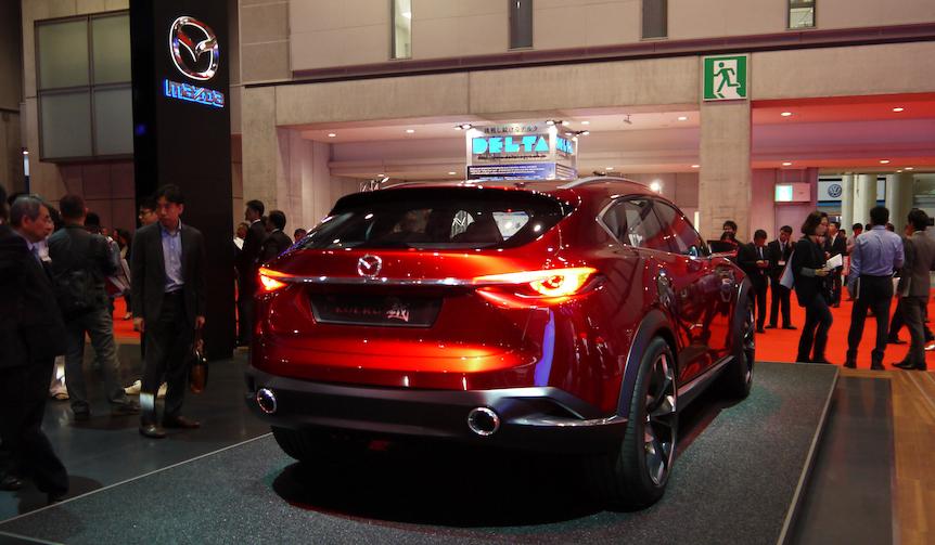 Mazda KOERU|マツダ 越