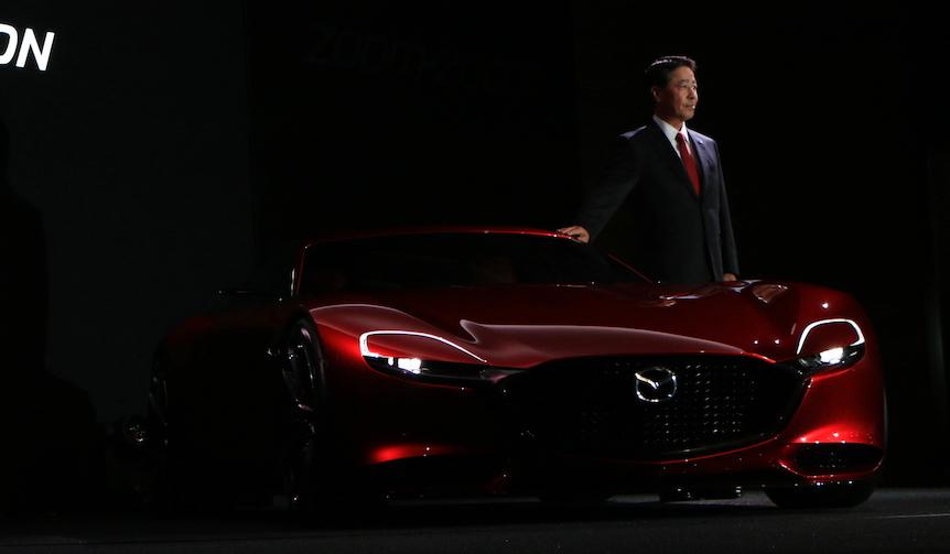 東京モーターショー 2015 リポート|Mazda