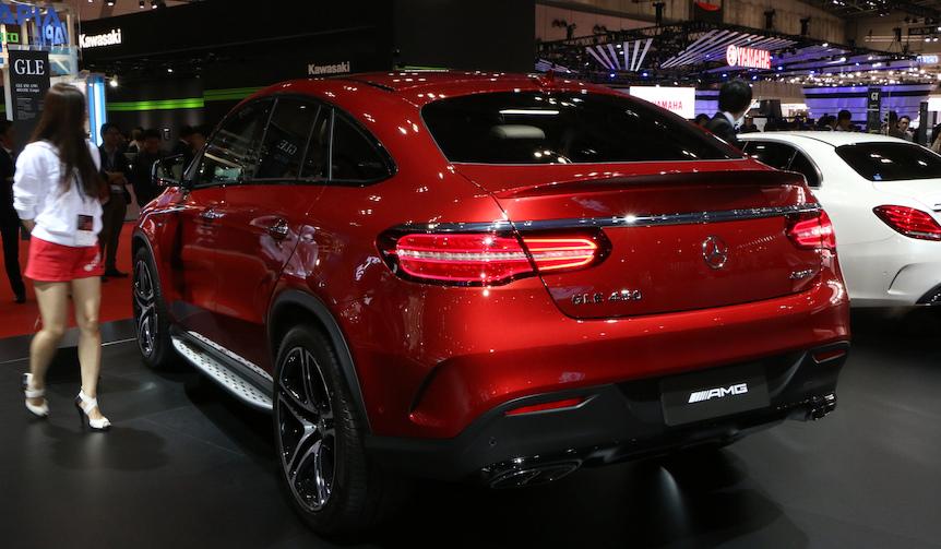 Mercedes-Benz GLE Coupe|メルセデス・ベンツ GLE クーペ