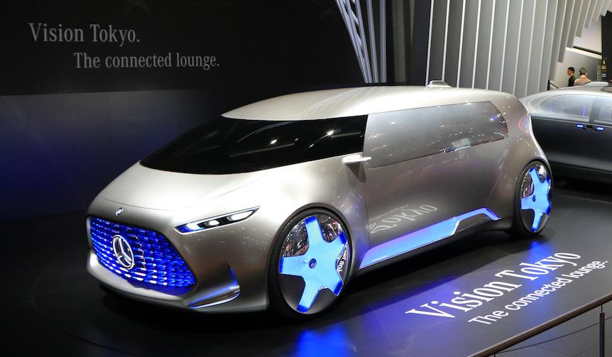 東京モーターショー 2015 リポート|Mercedes-Benz