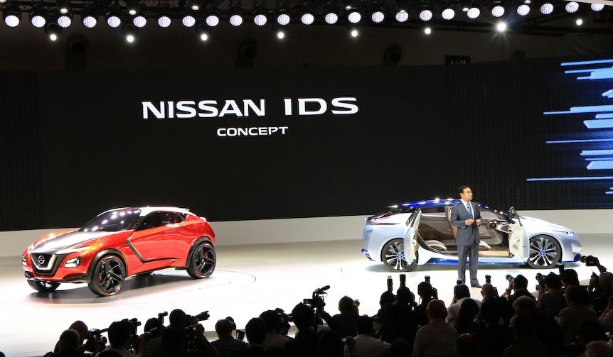 東京モーターショー 2015 リポート|NISSAN