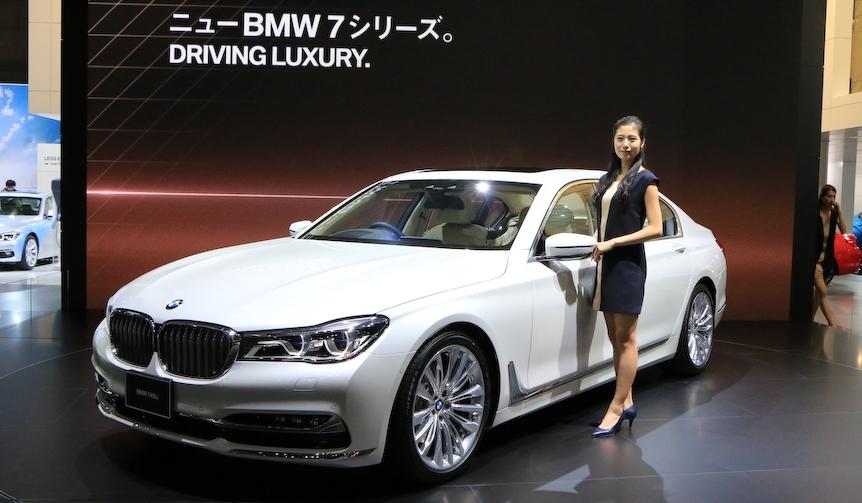 東京モーターショー 2015 リポート|BMW