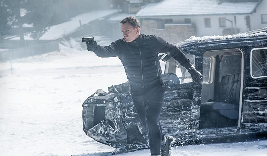 OMEGA 『007』最新作でジェームズ・ボンドが着用、オメガのリミテッドモデル