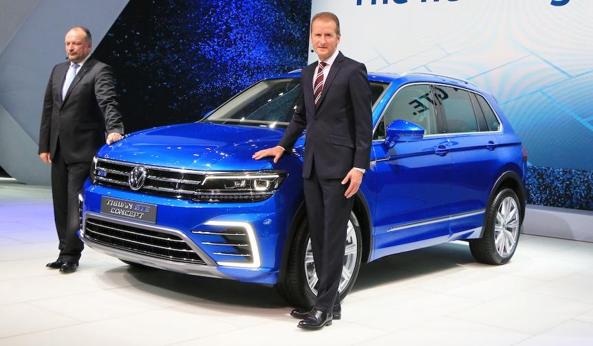 東京モーターショー 2015 リポート|Volkswagen