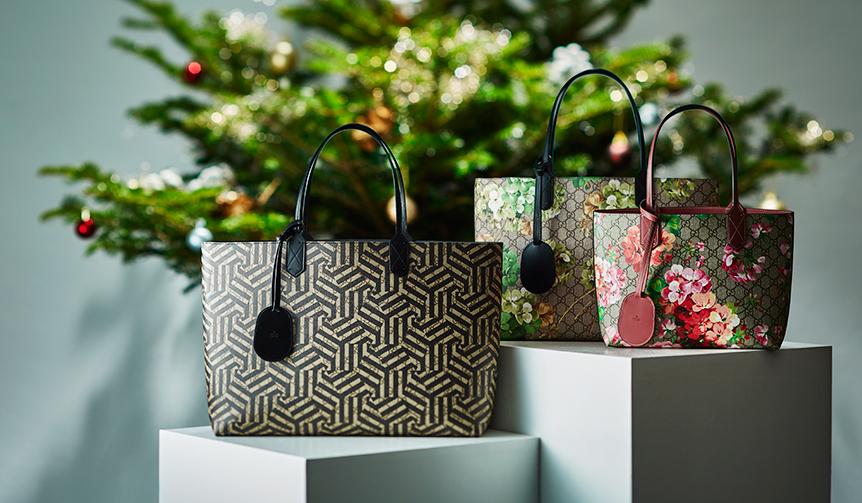 GUCCI|新生グッチのバッグで彩るクリスマス