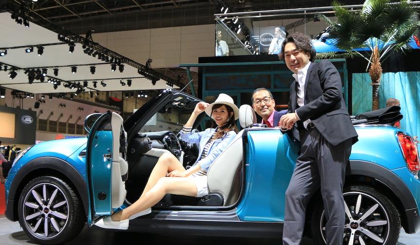 東京モーターショー2015 対談 前篇|Tokyo Motor Show 2015