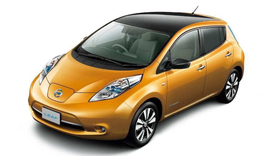 日産のEV「リーフ」がマイナーチェンジ|Nissan