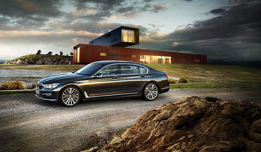 New BMW 7 Series|ニューBMW 7 シリーズで堪能する、7つのドライビングラグジュアリー