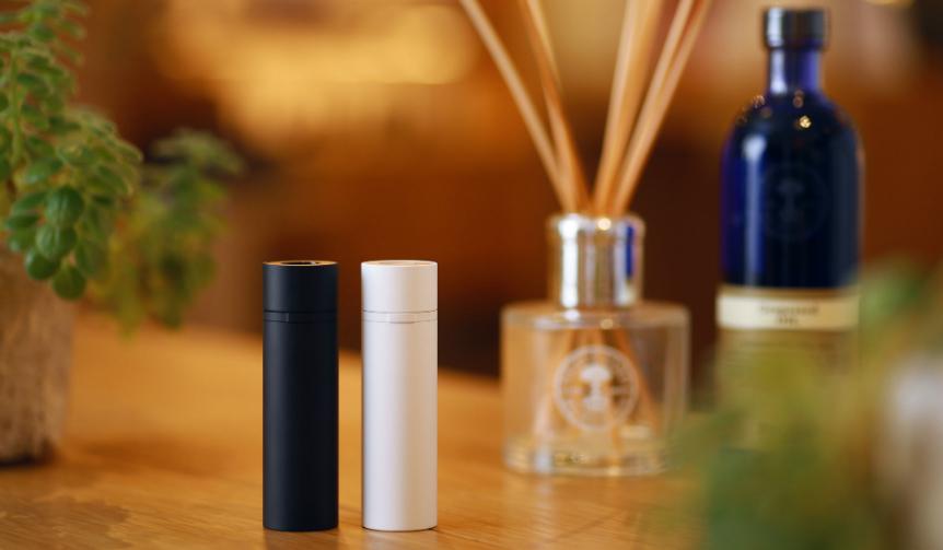 SONY|音楽のように香りを手軽に持ち運べるアロマディフューザー「AROMASTIC」