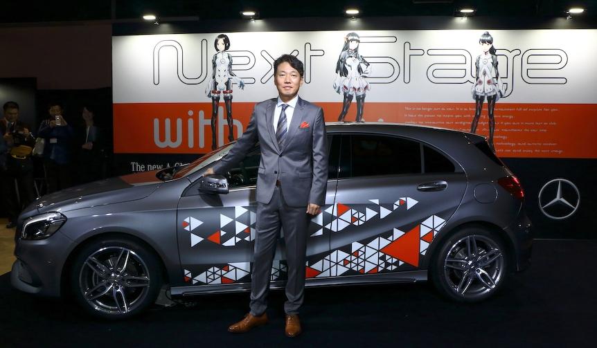 フェイスリフトを受けた新型Aクラスを発表|Mercedes-Benz