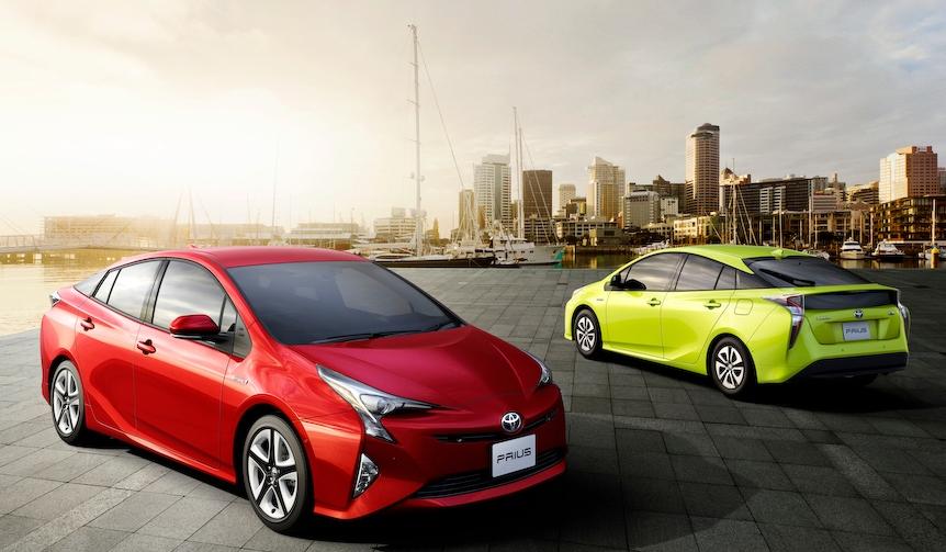 新型「プリウス」デビュー|Toyota