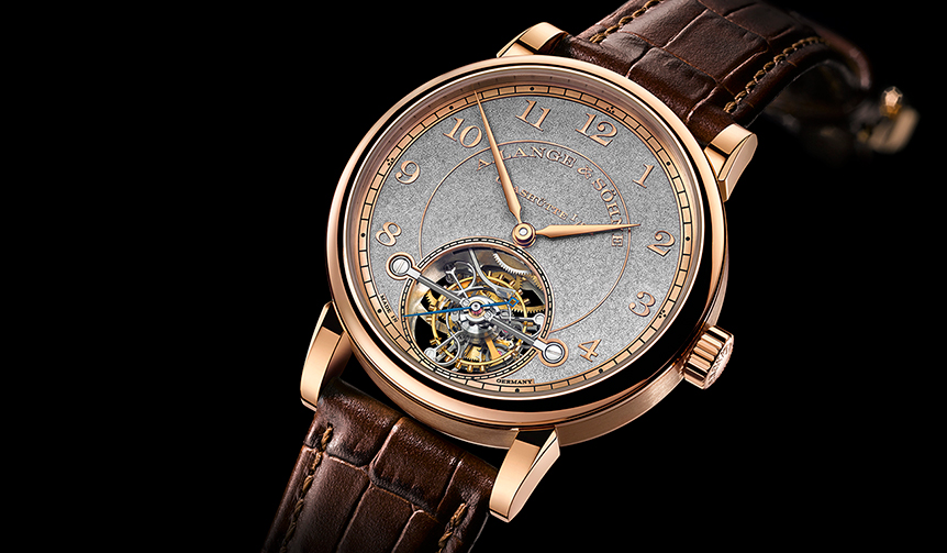 A.LANGE & SÖHNE|創業者の生誕200年の最後を祝う記念モデルが登場