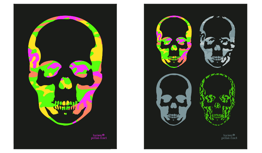 lucien pellat-finet|ブランド初のアートポスターを伊勢丹新宿店メンズ館で発売