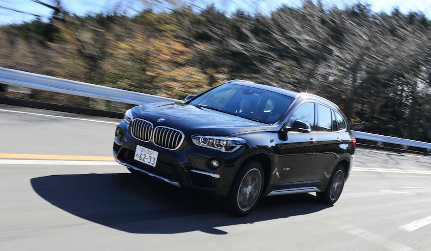 日本に上陸した新型X1に試乗|BMW