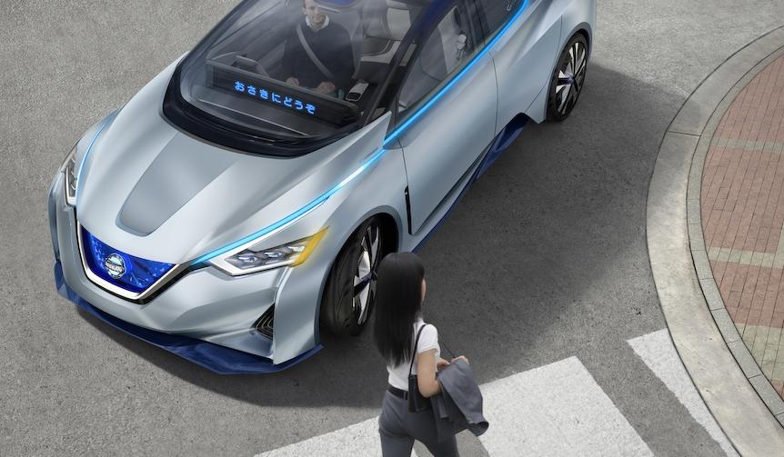 先進技術が示す、日産のミライノクルマ 後編|Nissan