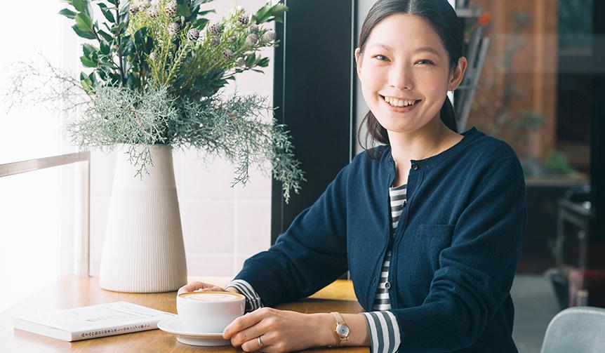 MARGARET HOWELL idea watch|森貴美子が語る「腕時計から生まれる物語に惹かれて」