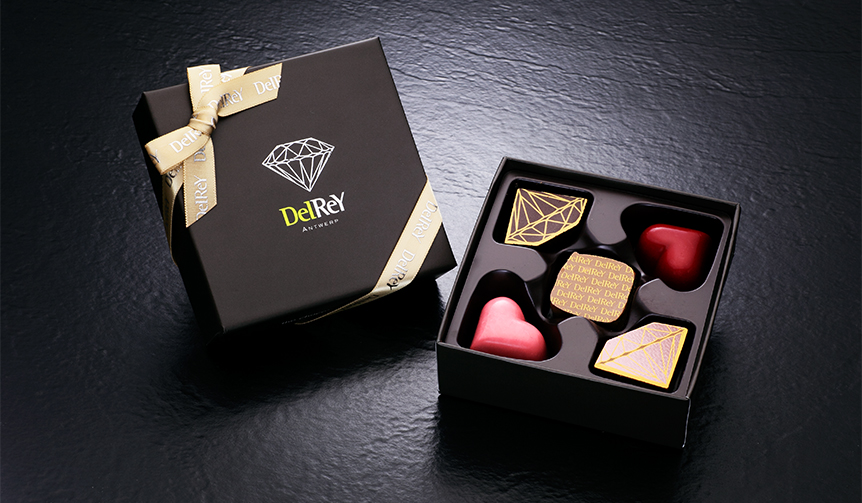 「デルレイ」からバレンタイン コレクションが登場 | DelReY