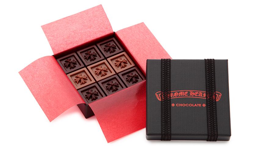 CHROME HEARTS|クロムハーツからバレンタインスペシャルチョコレート登場