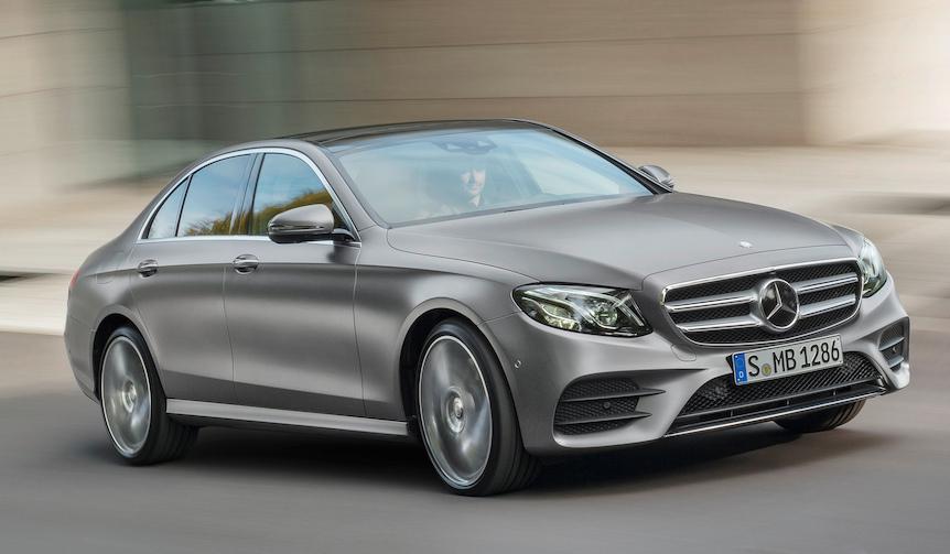 第5世代Eクラス登場|Mercedes-Benz